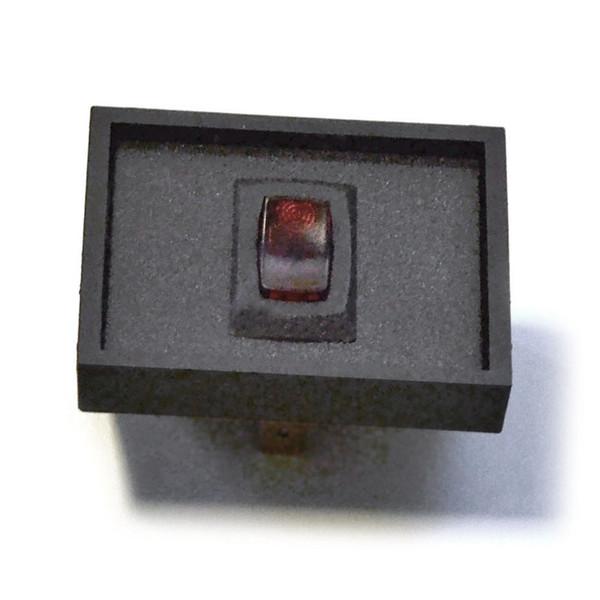 4X Light Rocker Switch