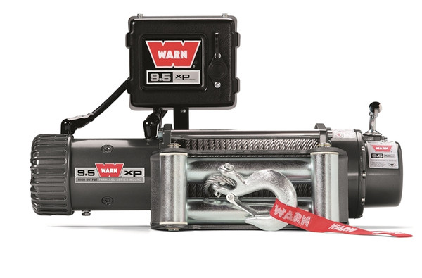 9.5xp Self-Recovery Winch