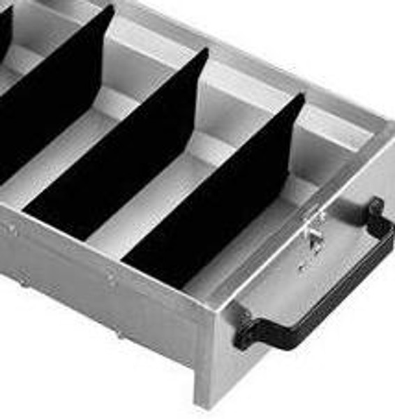 Aluminum Truck Bed Storage Drawer Dividers