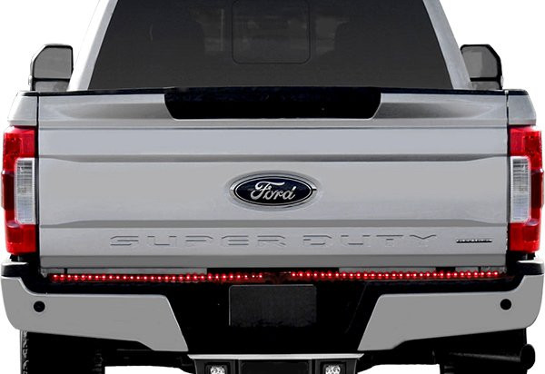 PlasmaGlow Fire And Ice Red Edition Flexible LED Tailgate Bar