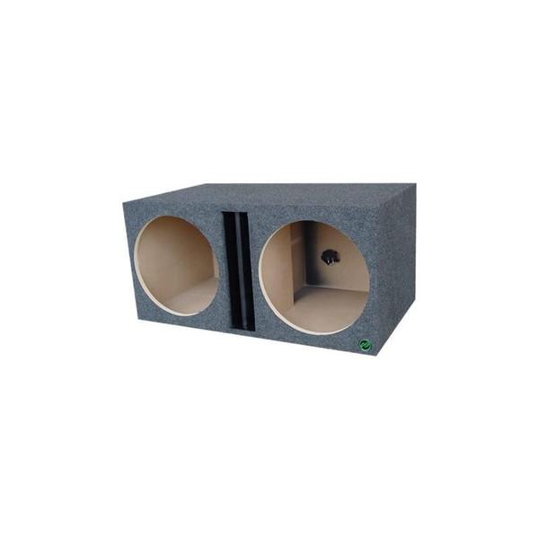 KPVR15DC - PORTED SUBWOOFER BOX