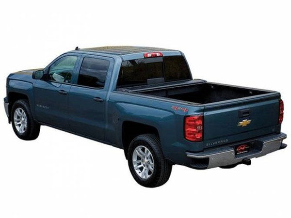 Bed Access Without Restricting Rear Visibility