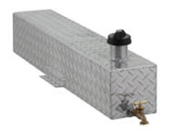 Aluminum Dog Boxes 5 Gallon Water Tank