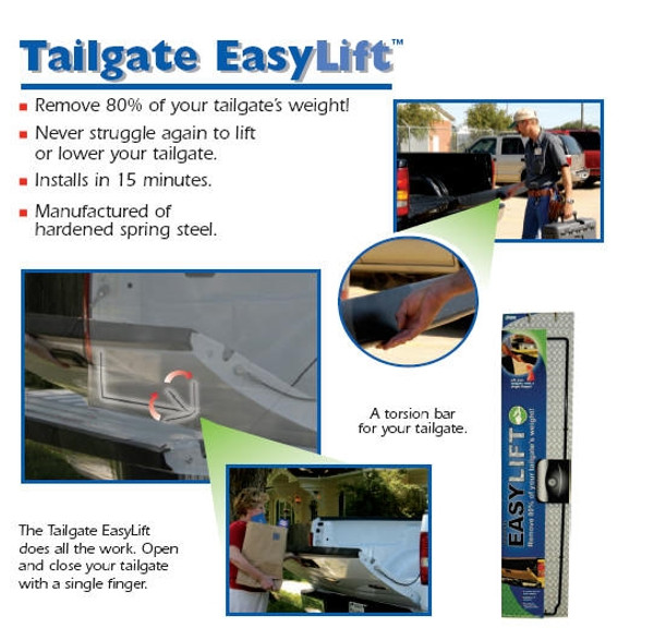 Tailgate EasyLift