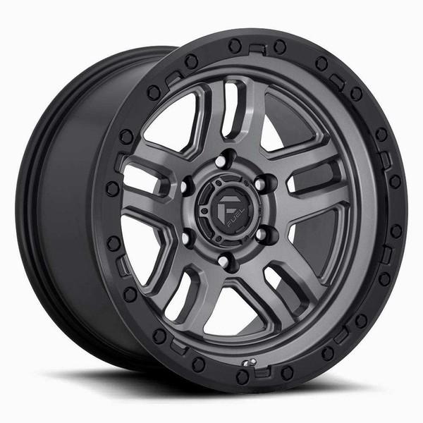 Fuel Grey Ammo Wheels 01