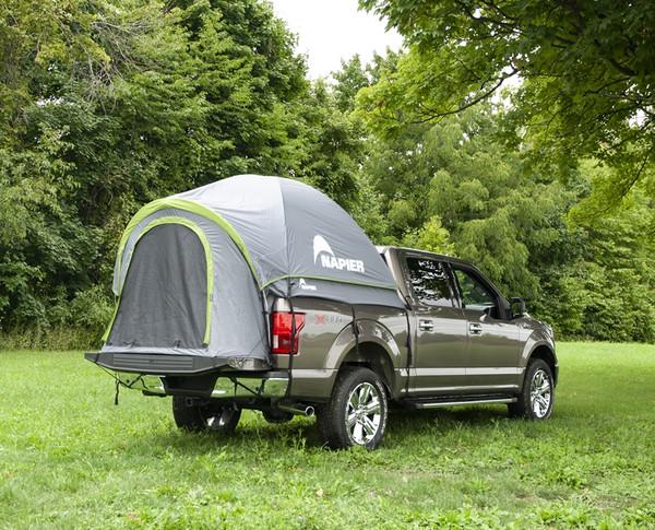 New 19 Series Backroadz Tent