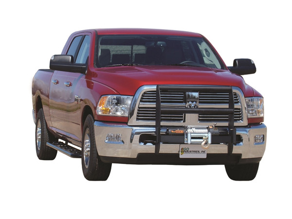 Winch System Grill Guard