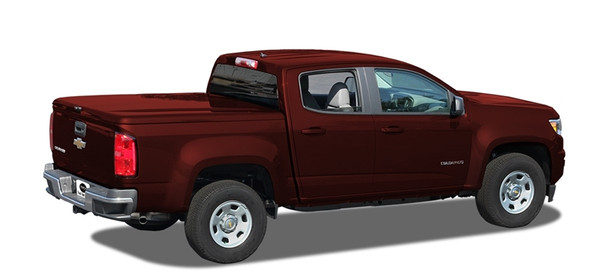 Legacy Painted To Match Your Truck Fiberglass Tonneau Cover