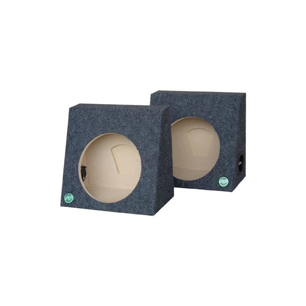 RS38C10 - Carpeted Subwoofer Boxes - Pair