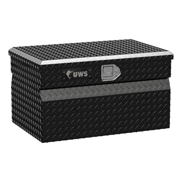 Gloss Black Powder Coat Utility Chest Box