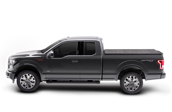 """TruXport sits 1.5"""" above the truck bed providing distinctive good looks"""