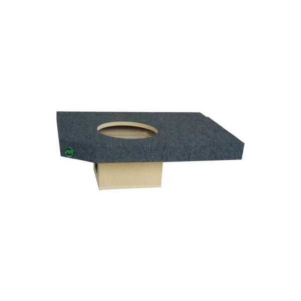 DQP30C10 - Carpeted Subwoofer Box