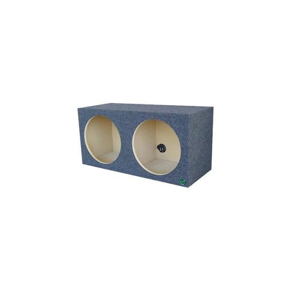 PSQ380C15 - Carpeted Subwoofer Box
