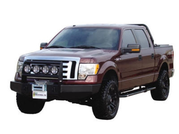 Pro Series Winch Style Front Bumper Replacement