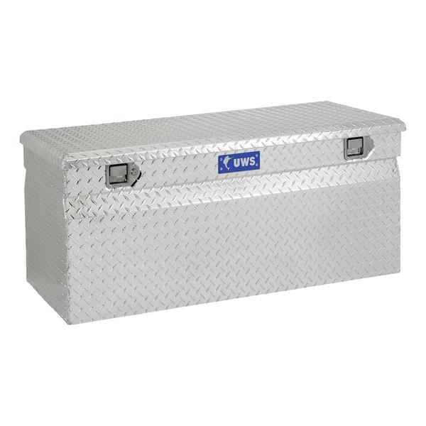 Bright Aluminum Cargo Carrier Utility Chest Box