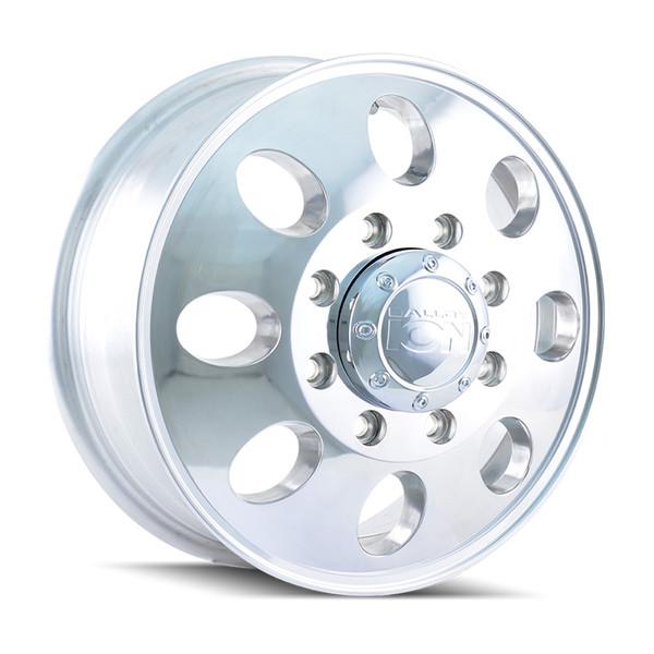 Ion Polished 167 Wheels
