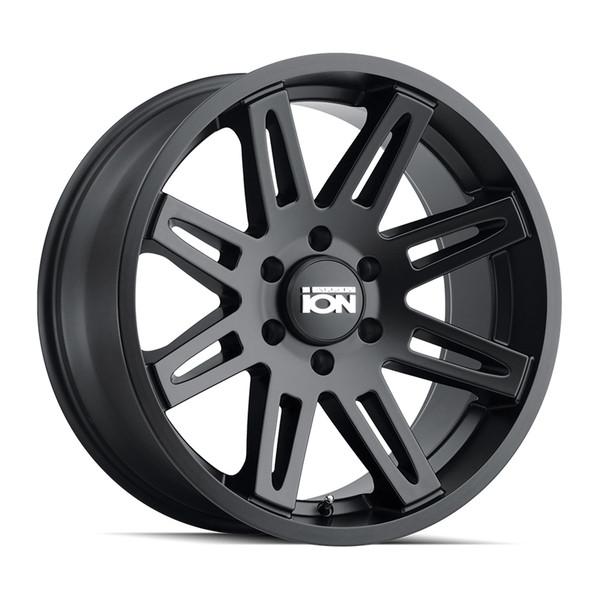 Ion Matte Black 142 Wheels