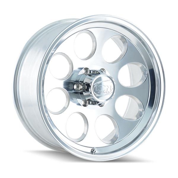 Ion Polished 171 Wheels
