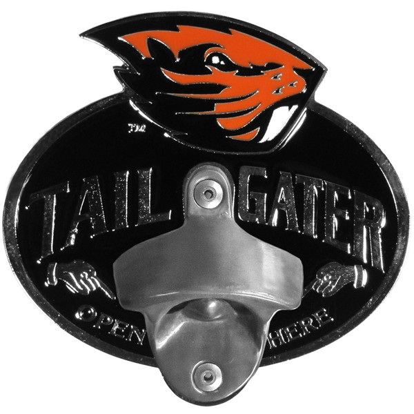 Oregon St. Beavers Tailgater Hitch Cover Class III