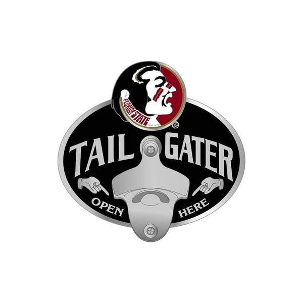 Florida St. Seminoles Tailgater Hitch Cover Class III