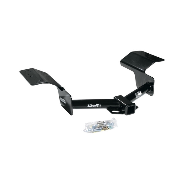 Max-Frame Class III Round Tube Trailer Hitch