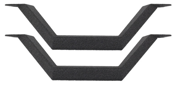 Pair of Drop Steps for RB20 Running Boards