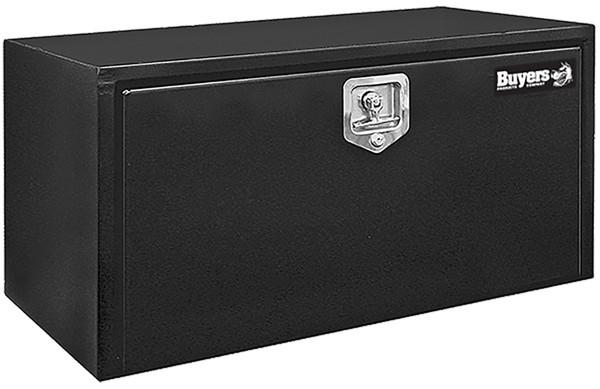 Steel Underbody Truck Box w/ T-Handle Latch