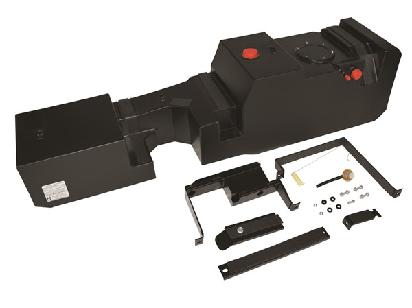 Nissan Titan XD Crew Cab Replacement Fuel Tanks - Diesel - 6.5 inch Bed