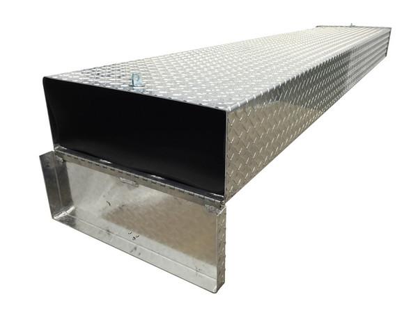 Aluminum Diamond Back Fishing Rod Carrier