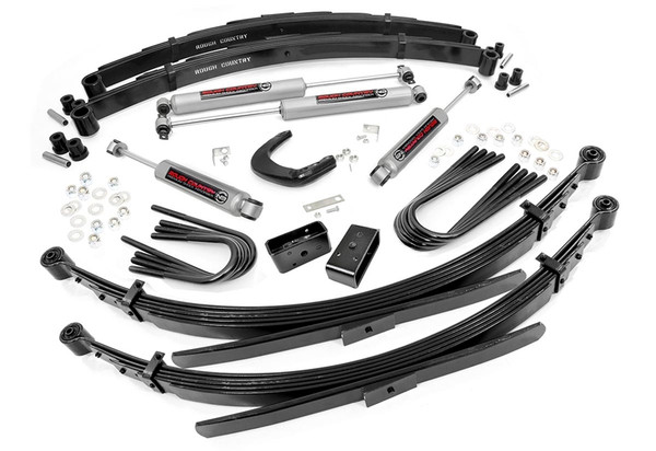 Rough Country 6in Suspension Lift Kit RCL-251.20 02