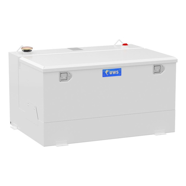 UWS Steel Tank and Aluminum Toolbox Combo