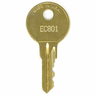 Dee Zee Toolbox Replacement Keys