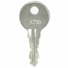 Weatherguard Toolbox Replacement Keys