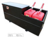 Fuel and Tool Truck Toolbox and Mixed Fuel Transfer Tank Combo