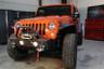Jeep JK Stubby Bumper W/Tube Guard 07-17 Wranger J
