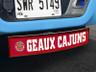 Louisiana - Lafayette Geaux Cajuns Light Up Hitch
