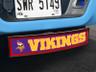 Minnesota Vikings NFL Light Up Hitch Cover