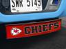 Kansas City Chiefs NFL Light Up Hitch Cover