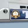 Nebraska License Plate Frame-4