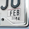 Nebraska License Plate Frame-5