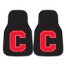 Cornell 2pc Carpeted Car Mats