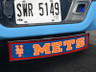 New York Mets MLB Light Up Hitch Cover