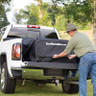 Tuff Truck Bag triple layered fold over flap