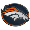Denver Broncos Hitch Cover Class III Wire Plugs