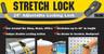 USA Stretch Locks