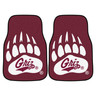 Montana 2pc Printed Carpet Car Mats