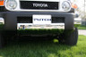 Front Apron Cover for Toyota FJ Cruiser-2