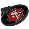 San Francisco 49ers Plastic Hitch Cover Class III
