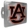 Auburn Tigers NCAA Hitch Cover Class II and Class III Metal Plugs2