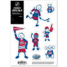 Montreal Canadiens Family Decal Set